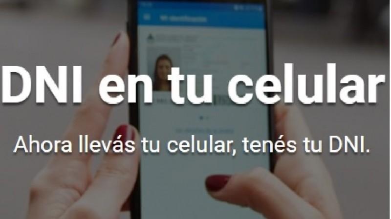 dni, telefono celular