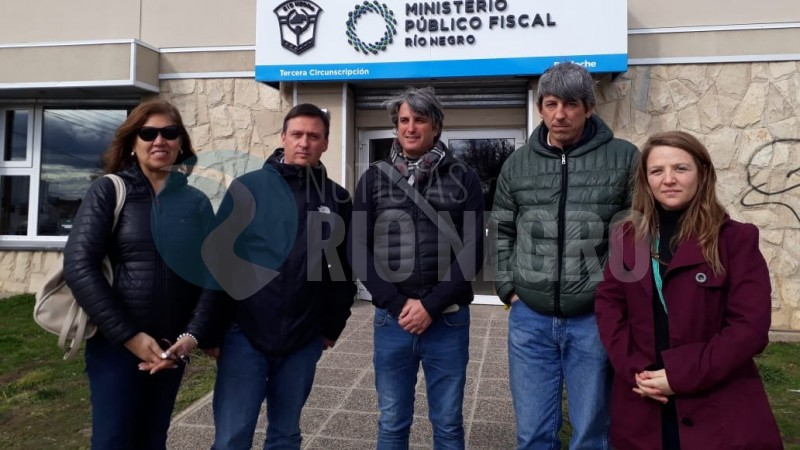 Alejandro Ramos Mejía, edith garro, Ramón Chiocconi, ANA MARKS, Daniel Natapof