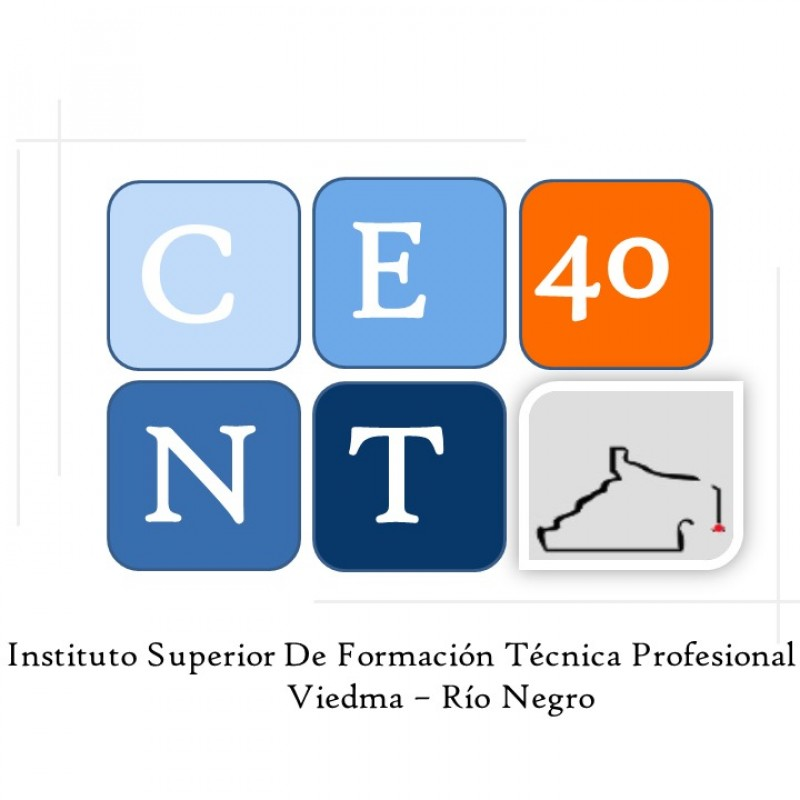 Resultado de imagen de Centro educativo de Nivel Terciario Nº 40, Instituto de Formación Técnica Profesional de la ciudad de Viedma,