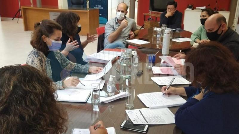 Concejo Deliberante, COMISION DE CONCESIONES