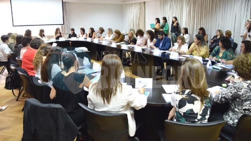 consejo federal de las mujeres,  Géneros y Diversidad