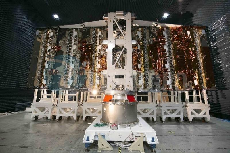 invap, satelite, SAOCOM 1B