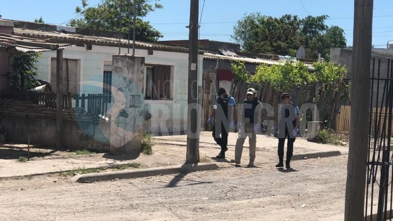 policia, barrio ippv, homicidio