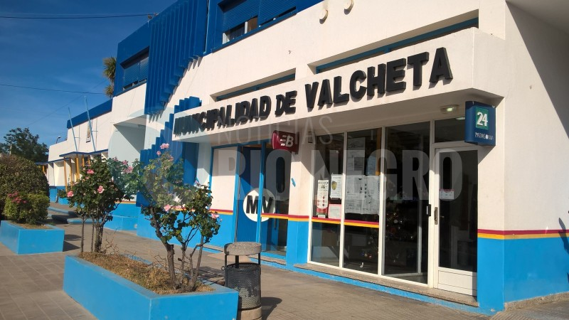 municipalidad, valcheta