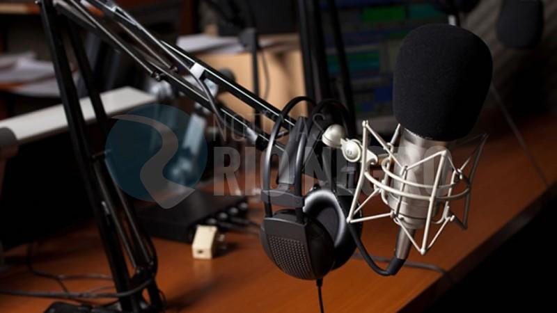 radio, microfono
