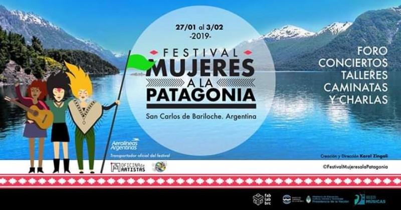 mujeres de la patagonia