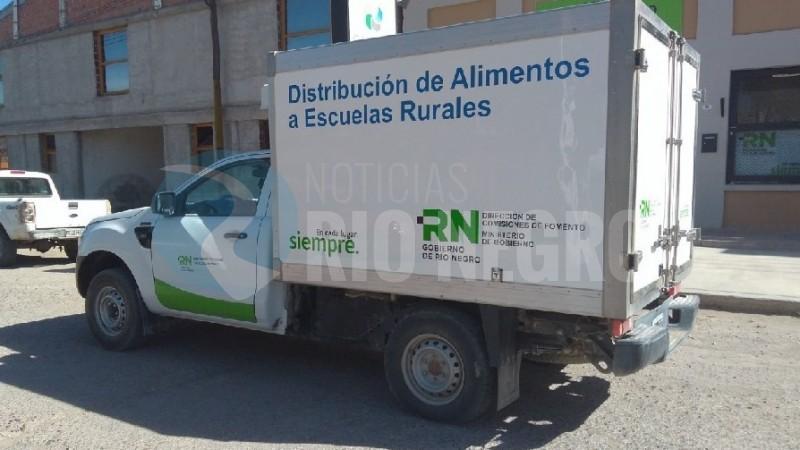 educacion, camion, alimentos escuelas rurales