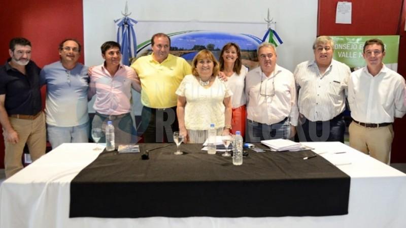 Mercedes Jara Tracchia, intendentes