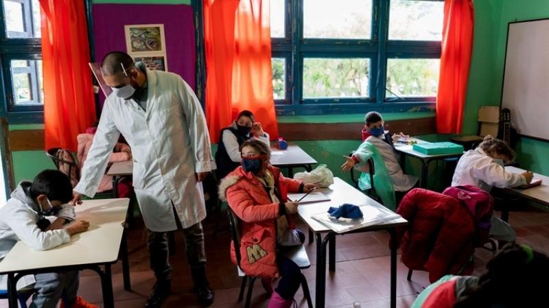 clases, escuela, Coronavirus