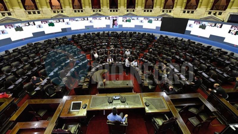 CAMARA DE DIPUTADOS DE LA NACION, sesion virtual, preparativos