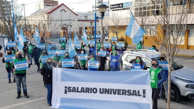 CTA, SALARIO UNIVERSAL