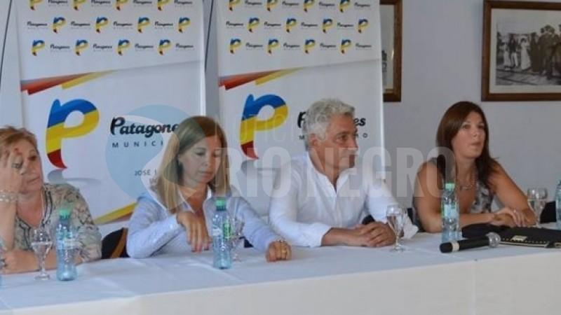 JOSE LUIS ZARA, rocio antinori, julieta centeno, energia eolica