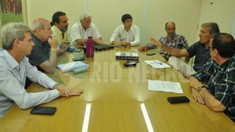 HAROLDO LEBED, Miguel Tezanos Pinto, Carlos Sosa, León Somenson, Marcos Aragón
