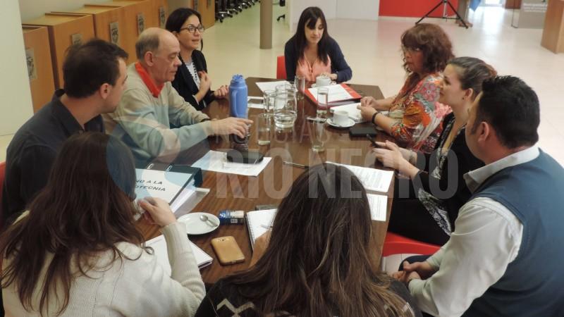 viedma, Concejo Deliberante, comision, gobierno