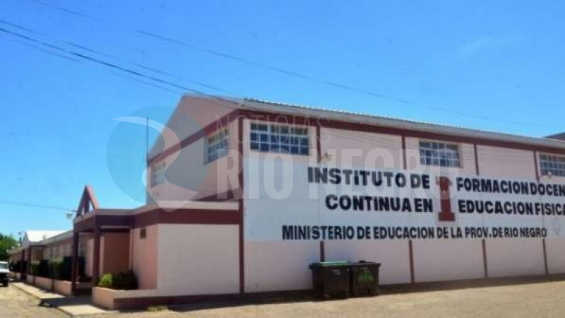 INSTITUTO DE EDUCACION FISICA