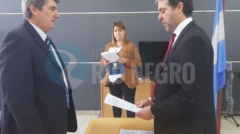juramento, Marcelo Gomez