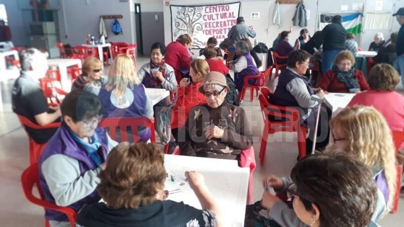 juegos rionegrinos, adultos mayores