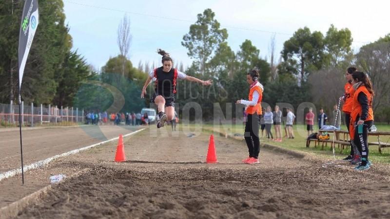 atletismodeportesjuegos rionegrinos