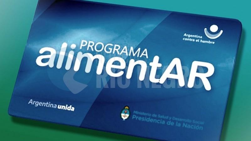 Noticias Río Negro - Los beneficiarios de la Tarjeta Alimentar ...
