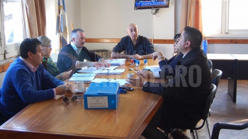san antonio, Concejo Deliberante, comision, economia