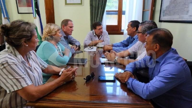 Weretilneck, graciela holtz, alejandro marinao, javier iud, ALEJANDRO PALMIERI, ariel rivero, María Maldonado