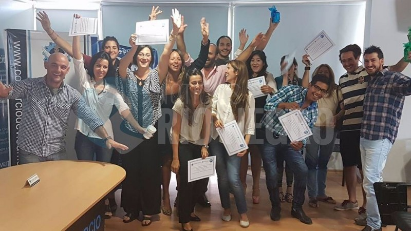 jovenes emprendedores, camara de comercio, viedma