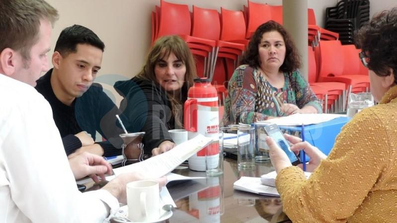 viedma, Concejo Deliberante, comision de asuntos sociales