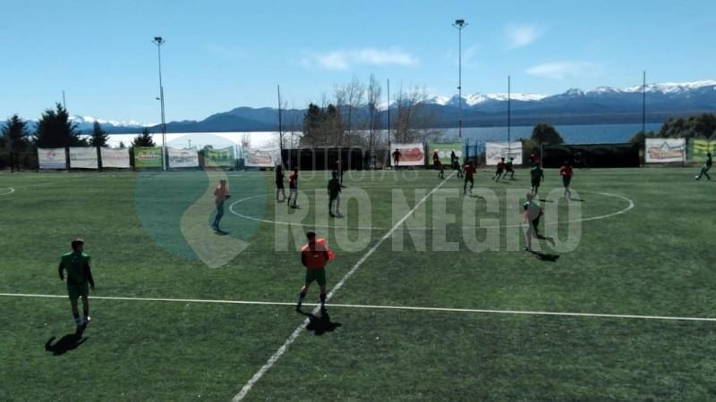Juegos Araucania Futbol