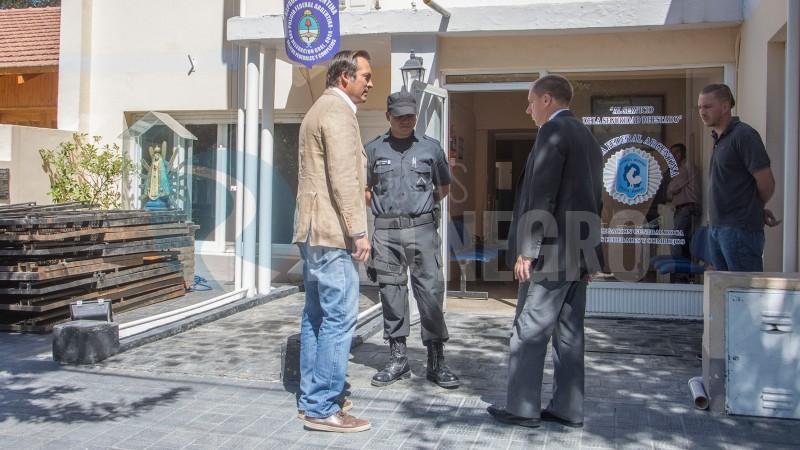 Martin Soria, general roca, policia federal