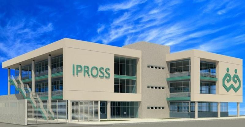 ipross, edificio, proyecto