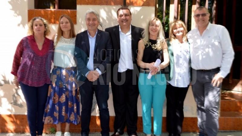 consejeros escolares, Silvia Fiori, Betty Betinelly, Paulo Bykaluk, Silvina Schell, Nancy Minor, Juan Sonzini