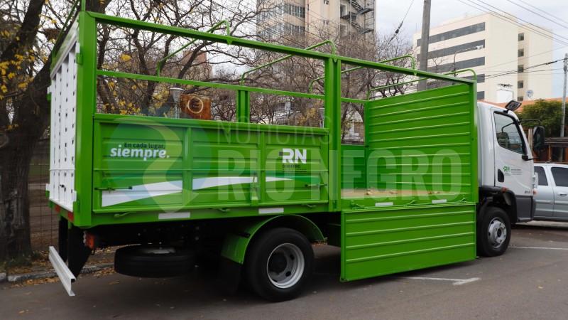 camion, recoleccion, RESIDUOS TECNOLOGICOS