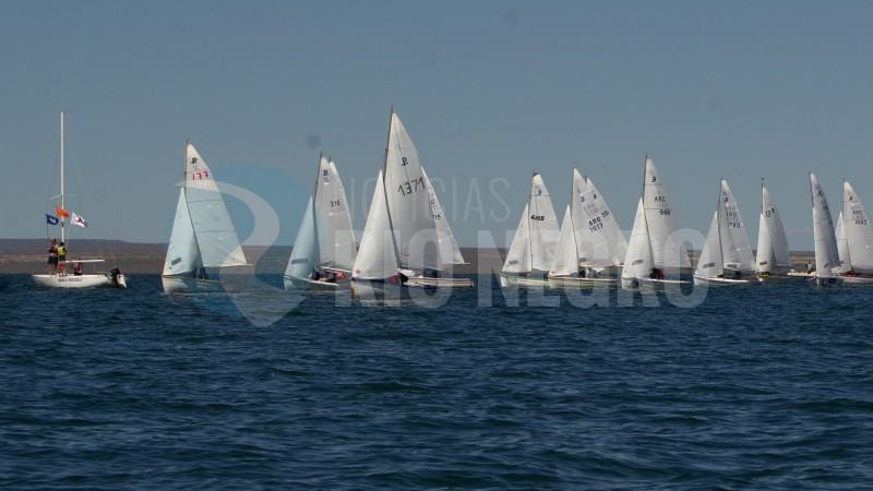 veleros, lago pellegrini
