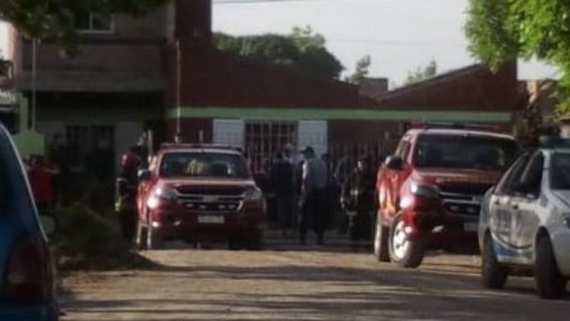 barrio ippv, incendio fatal