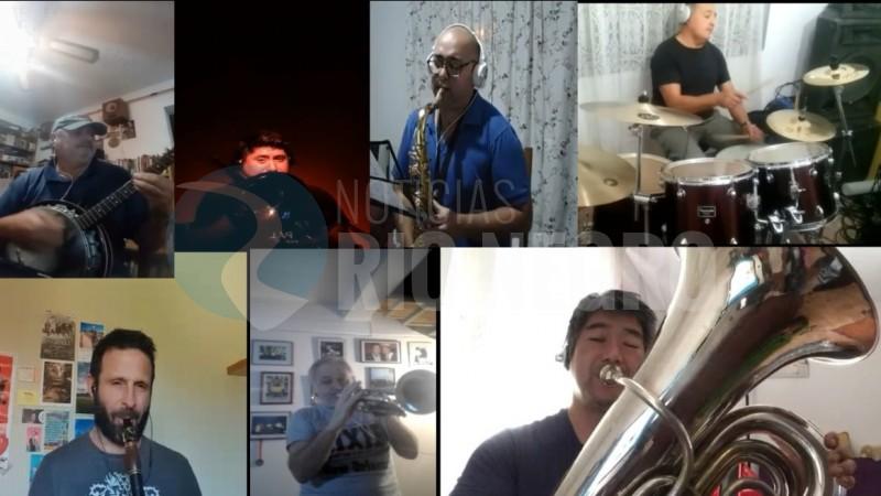 Riverside Hot Jazz