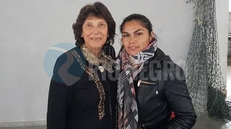 MARTA BIZZOTTO, Vilma Díaz