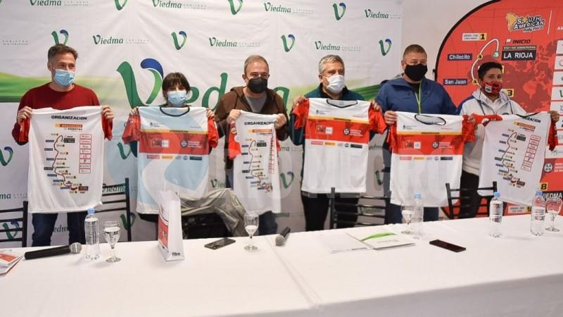 South American Rally Race 2022