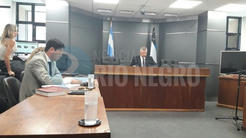 juicio, Guillermo Martín González Sacco