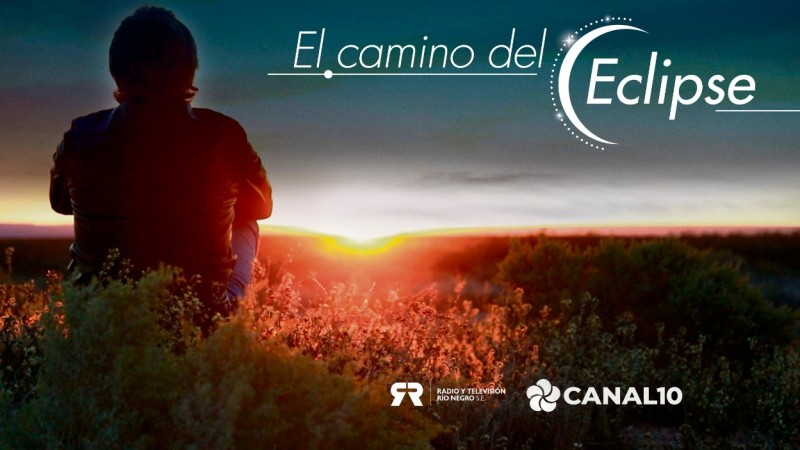 canal 10, eclipse solar