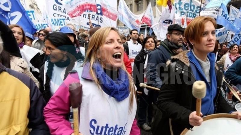 suteba protesta