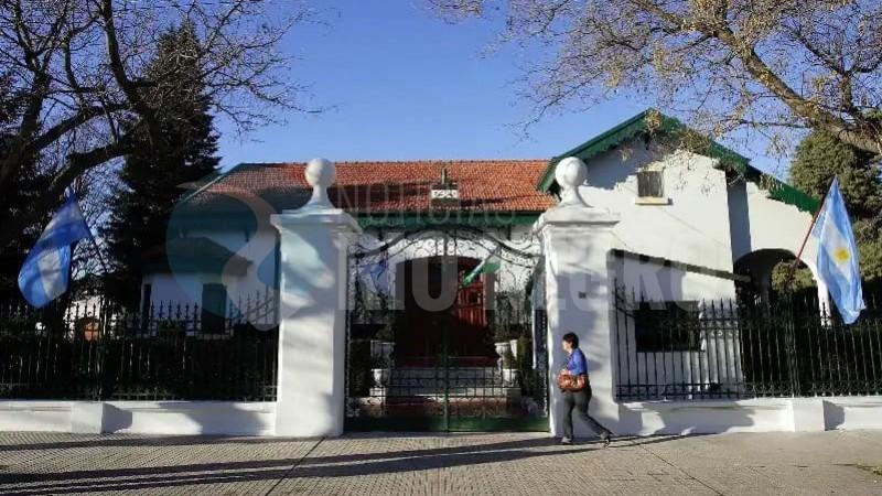 RESIDENCIA DE LOS GOBERNADORES