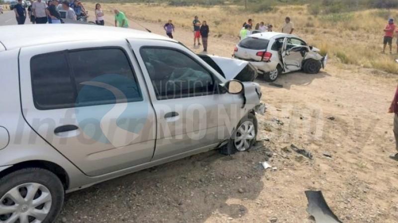 Las Grutas, ACCIDENTE