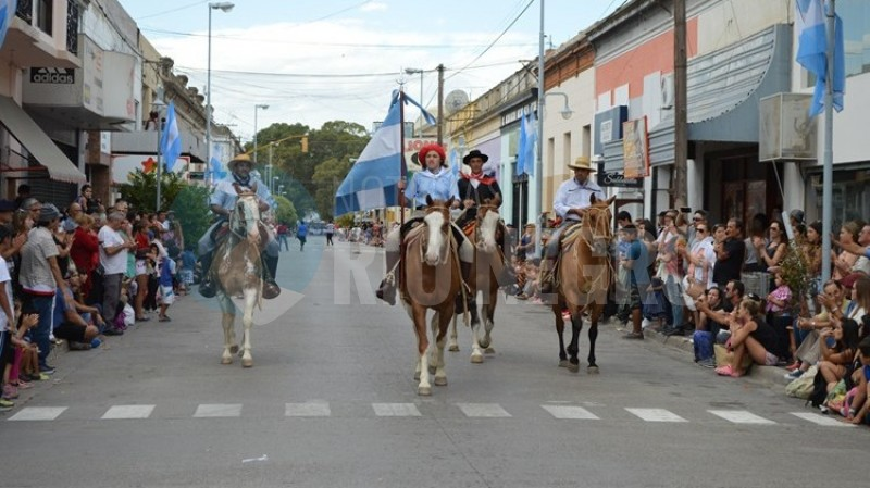 FIESTA DE LA SOBERANIA, desfile