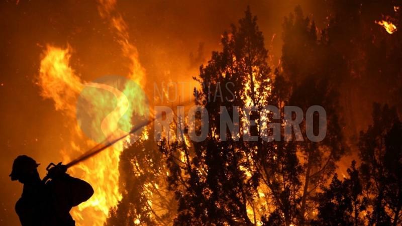 incendios, forestal