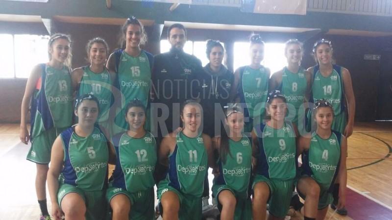 seleccion femenina basquet