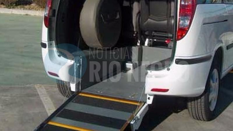 taxi, discapacitados