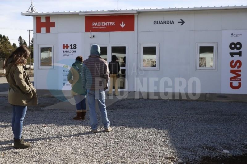 centro modular sanitario bariloche