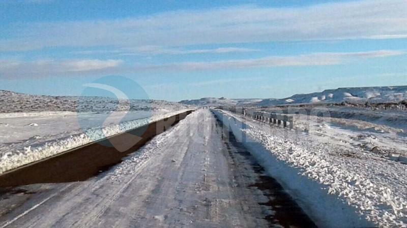 rutas, nieve