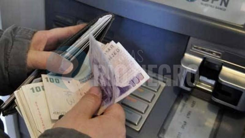 dinero, cajero automatico