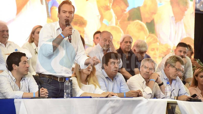 Martin Soria, congreso, partido justicialista